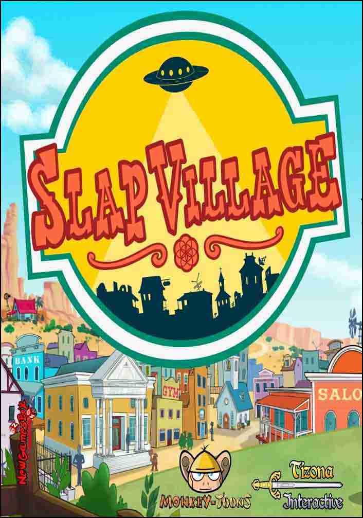 Descargar Slap Village Chapter 1 Reality Slap [ENG][POSTMORTEM] por Torrent